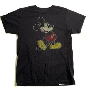 Disney Shirts - Disneyland Mickey Mouse T-Shirt Size M Black